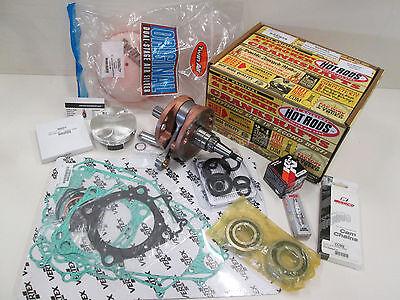 Honda Crf 250R Complete Engine Rebuild Kit Crankshaft  Piston 2004 2007