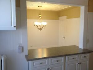 Spacious 3 bedroom character suite with in suite laundry