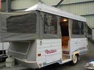 Roadstar V2000 Campbellfield Hume Area Preview