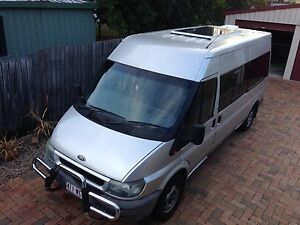 Motor home Ford Transit 2003 Marsden Logan Area Preview