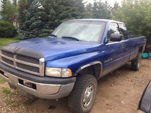 Trade dirtbike for 2500 dodge 4x4 or sell!