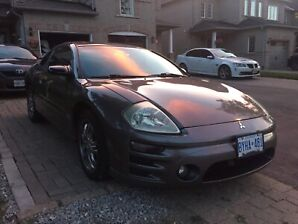 Clean 2004 Mitsubishi Eclipse GS Coupe