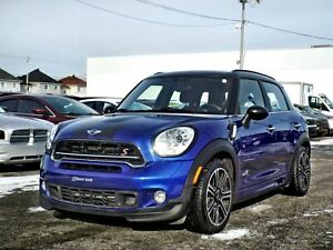 MINI Cooper S Countryman ALL4 2015 CUIR/TOIT