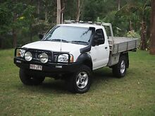 2006 Nissan Navara Ute Worongary Gold Coast City Preview