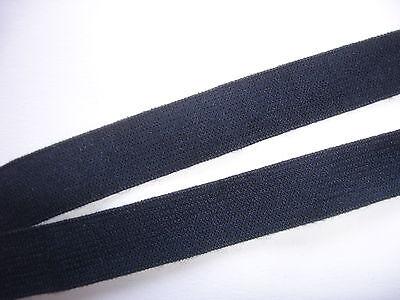 10m elastisches Band 0,23€/m navy Webgummi MN12