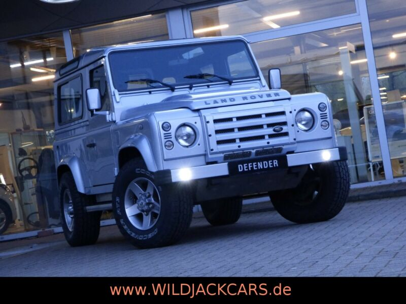 Land Rover Defender 90 Td4 Station Wagon S *AUTOMATIK*