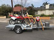 Motor bike trailer up to four Hendon Charles Sturt Area Preview