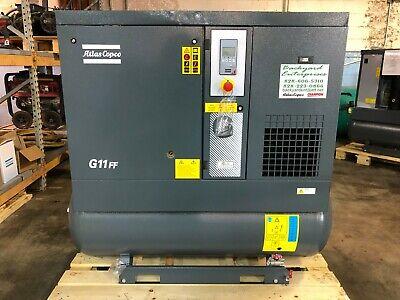 15 Hp Atlas Copco G11ff Rotary Air Compressor