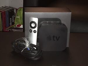 Apple TV 2nd gen +