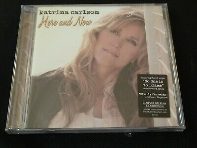 Katrina Carlson - Here and Now (NEW CD 2007) ft HOWARD JONES...