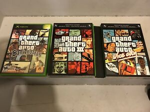Xbox & PS2 Games