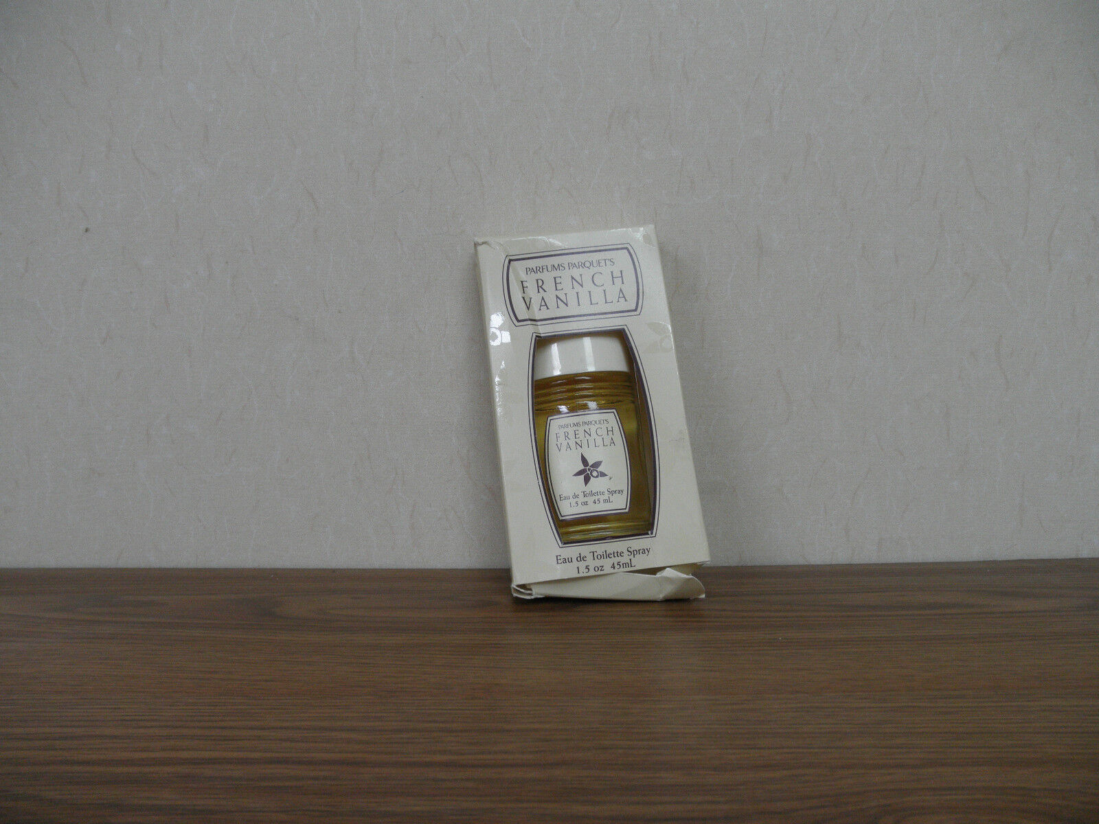 French Vanilla Eau De Toilette Spray 1.5oz 45ml Parfums P...
