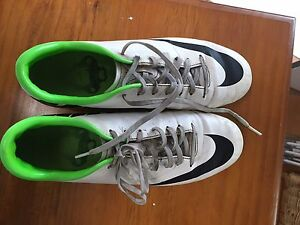 Football boots Mayfield East Newcastle Area Preview