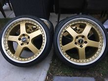 "SV Holden 20"" FR Simmons Commodore wheels tyres Vb Vx Vz vs Ve Noble Park Greater Dandenong Preview"