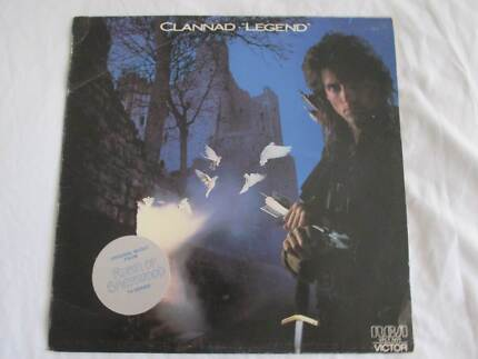 RECORDS FOR SALE: CLANNAD (3) LPS Joondalup Joondalup Area Preview