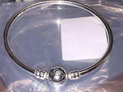 Pandora Bracelet Sterling Silver Sz 6.7