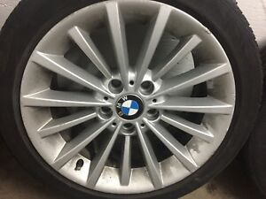 Bmw 17 inch alloy mags