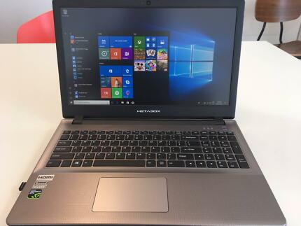 Fast Custom Laptop - Excellent Condition - Windows 10