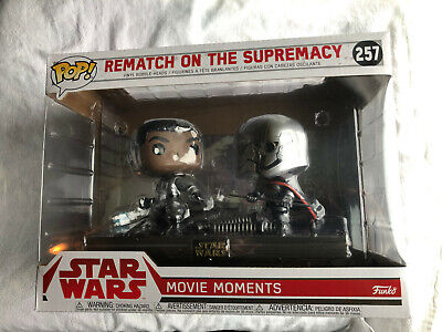 Star Wars Funko POP! # 257 - Rematch on the Supremacy - Movie Moments - New