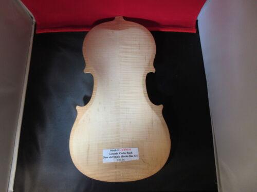 Violin Back Generic (New Old Stock)