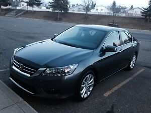 Honda Accord touring.