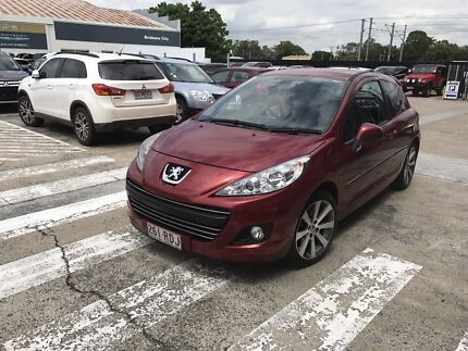 Peugeot  207 GTI Fortitude Valley Brisbane North East Preview