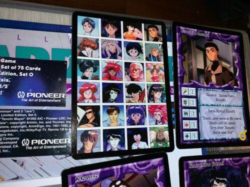 Pioneer Ent Ani-Mayhem CCG Dragon Ball Z SET 100 ++ Collectible Card Game ❤️sj7m