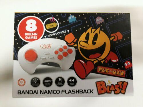 Bandai Namco Flashback Blast - HDMI Dongle - 8 Built in Game