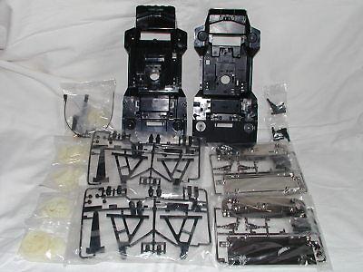 Tamiya 1/10 RC - Big parts lot for Lunch Box Midnight Pumpkin Monster Truck -New