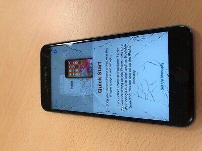 Apple iPhone 6s Plus - Broken Screen and locked - Spares or Repair ONLY, usado segunda mano  Embacar hacia Mexico