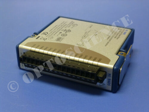 National Instruments NI 9485 cDAQ Relay Output Module, 8 Channel SSR
