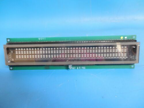 IEE 03601-96-80 (2 x 40-Character) Vacuum Fluorescent Display 05464ASSY33085-01