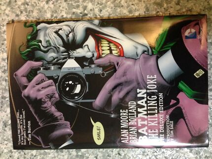 Batman The Killing Joke (Deluxe Edition) - Graphic comic novel