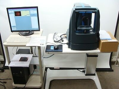 Nidek Mp-1s Microperimeter Retinograph Perimeter Visual Field Fundus Analyzer