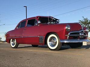 1949 Ford Custom Sedan shoebox