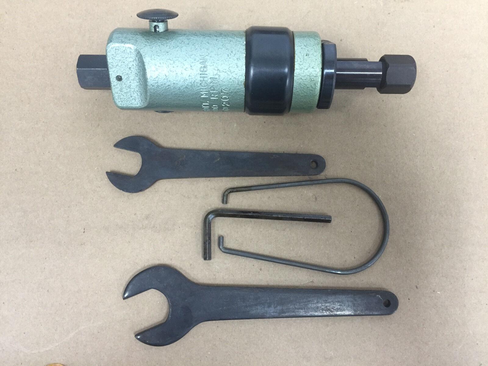 """1/4"""" Pneumatic Die Grinder Industrial Grade MP-70000"""