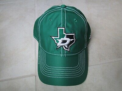 NEW NHL Dallas Stars Adidas Adjustable Hat Cap Climate Green Sample Dallas Stars Hat
