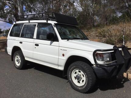 1995 Mitsubishi Pajero Wagon Canberra Region Preview