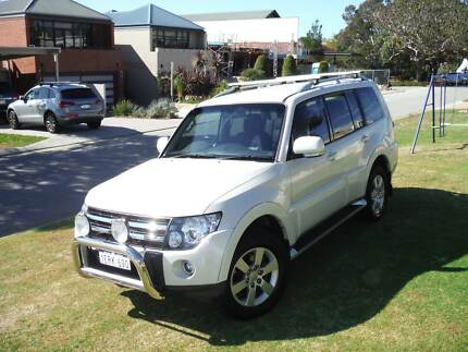 2009 Mitsubishi Pajero VR-X Wagon, 92Km, Extras Perth Region Preview