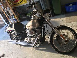 Harley Davidson 2007 FXST Softail