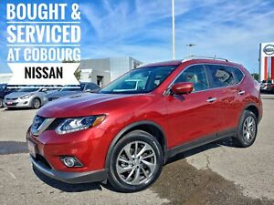 2015 Nissan Rogue SL Navi Sunroof Heated Seats  FREE Delivery