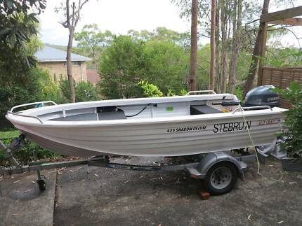 Ally Craft 4.25 14ft Fishing Boat Runabout