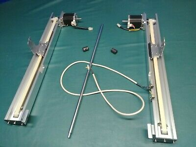 Swf Embroidery Machine Y Axis Motors 103h7823-1211 Complete Y Axis Assembly