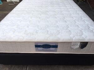 FREE DELIVERY QUEEN MATTRESS AND BASE IN EXCELLENT CONDITION!!!