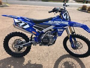 Yzf 450 2017 model perfect condition