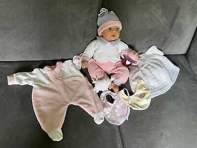 baby annabell doll interactive doll