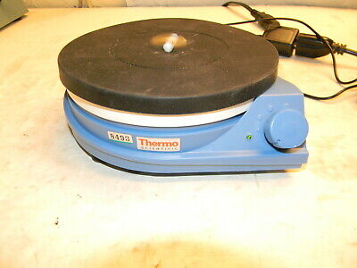 Thermo Magnetic Stirrer Rt Basic 17 88880009 150 To 2500rpm 6.69 Top Plate