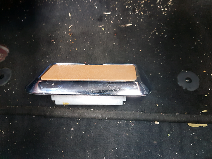 Hq to hx Kingswood rear ash tray