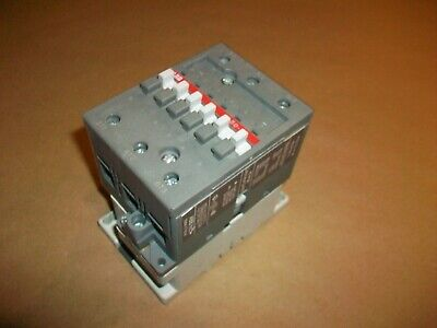 Abb Size 2 Contactor A50-30 120v Coil 45a 600v  Used