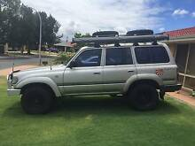 1990 Toyota LandCruiser HDJ80 Factory Turbo Diesel (1HD-T) Quinns Rocks Wanneroo Area Preview